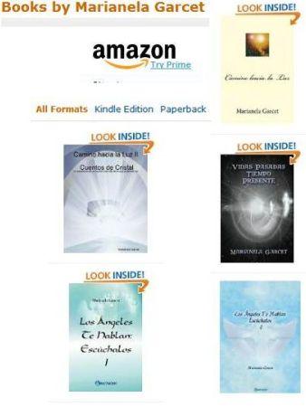 Libros de Marianela Garcet en AMAZON
